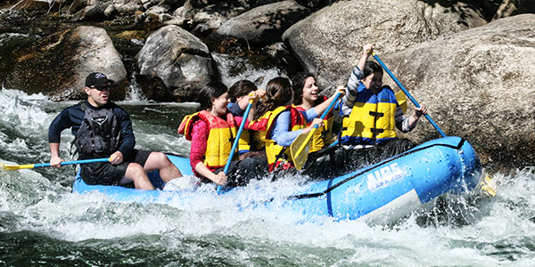 Kern-rafting-white-water